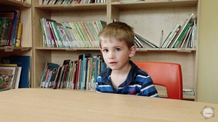 Vidéo : Chaine alphabétique à 4 ans (2)