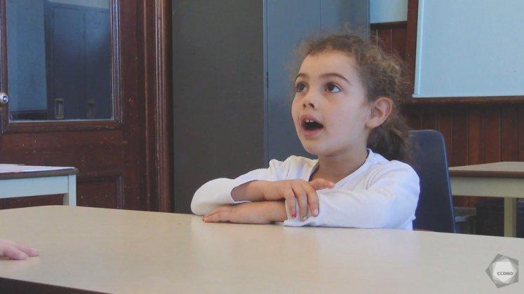 Vidéo : Chaine alphabétique à 5 ans (3)