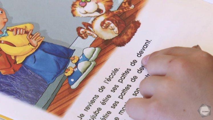 Vidéo : Évolution de la lecture à 6 ans