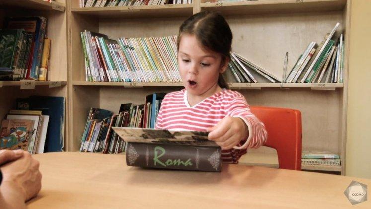 Vidéo : Échec à distinguer l'apparence de la réalité par une enfant de 4 ans