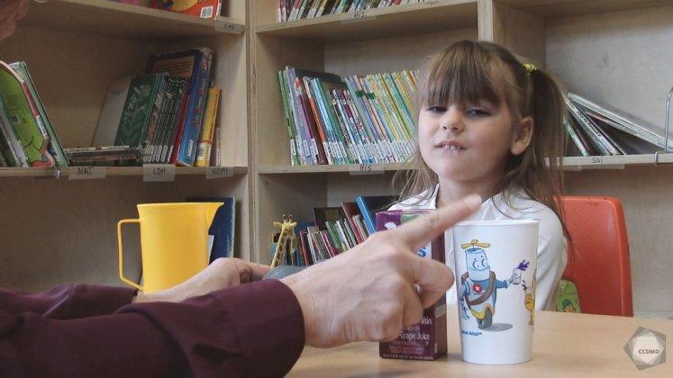 Vidéo : Incompréhension du rôle des croyances dans l'émotion ressentie à 4 ans