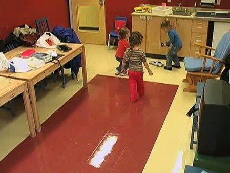 Vidéo : Agressivité instrumentale à 4 ans (1)